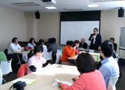 内部・外部でのセミナーやシンポジウム、勉強会の開催